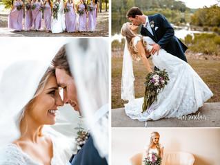 Jessica + Chase | Wedding | Citronelle Community Center | Citronelle, Alabama