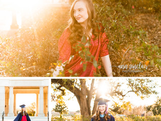 Kaitlyn | Graduation | University of South Alabama