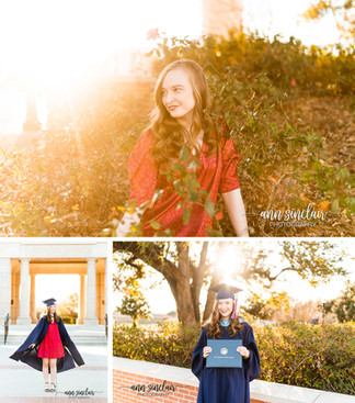 Kaitlyn | Graduation | University of South Alabama
