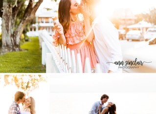 Emily + Ryan | Engagement | Fairhope, Alabama