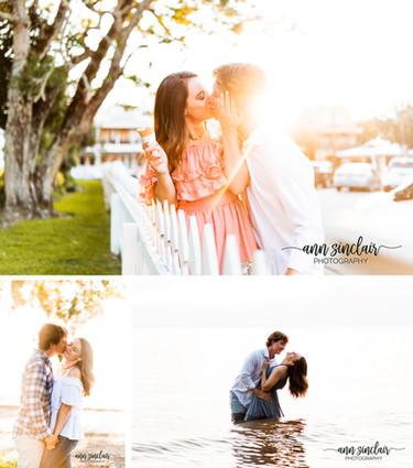 Emily + Ryan   Engagement   Fairhope, Alabama