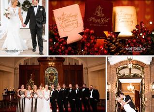 Amy + Josh | Wedding | St. Paul's Episcopal Church + The Ezell House | Mobile, Alabama