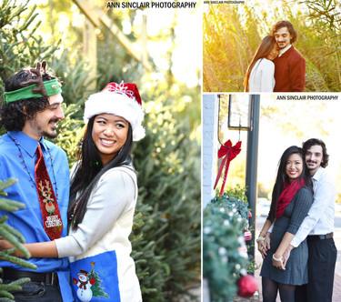 Sandra + Eli   Christmas   Fairhope, Alabama