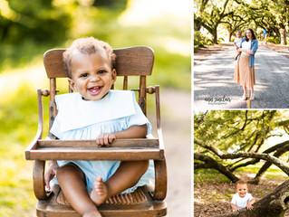 Constantine | 1st Birthday | Spring Hill College | Mobile, Alabama