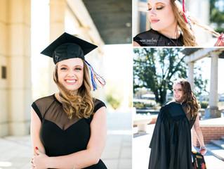 Cara | Graduation | University of South Alabama