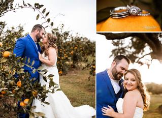 Samantha + Devin | 1st Wedding Anniversary | Hayes Farm | Mobile, Alabama