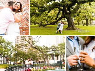 Nicole + Mitchell | Engagement | Mobile, Alabama