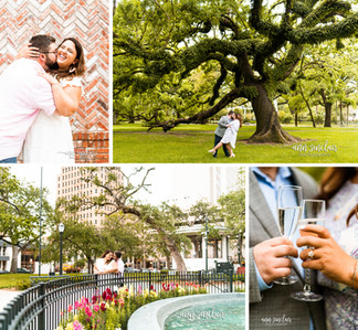 Nicole + Mitchell   Engagement   Mobile, Alabama