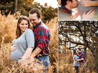 Charlotte + Drew | Maternity | Mobile, Alabama