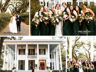 Lydia + Logan | Wedding | St. Mary's Catholic Church + Bragg-Mitchell Mansion | Mobile, Alabama