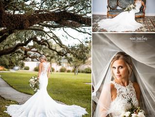 Victoria | Bridal Portraits | The Pillars | Mobile, Alabama