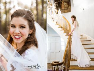 Alicia | Bridal Portraits | Hermitage-Rippy Estate | Mobile, Alabama