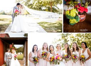 Rachel + Josh | Wedding | Holy Spirit Catholic Church + Rustic Acres | Montgomery, Alabama