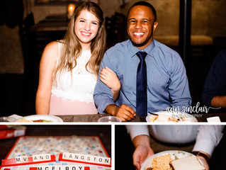 Mary Virginia + Langston | Rehearsal Dinner | The Tavern & Porter Room | Montgomery, Alabama