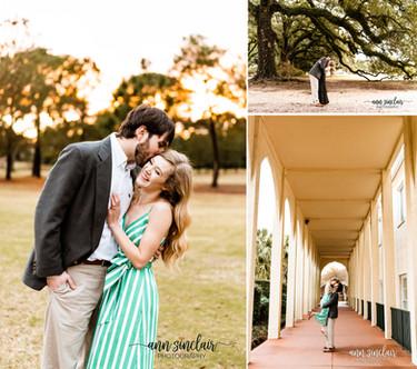 Grace + Justin | Engagement | Mobile, Alabama