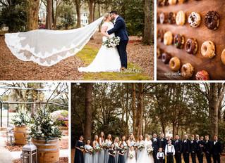 Lauren + Trevor | Wedding | Historic Malbis Nursery | Malbis, Alabama