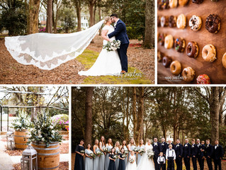 Lauren + Trevor | Wedding | Historic Malbis Nursery | Malbis, Alabama