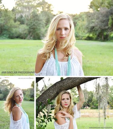 Katie   Portraits   Mobile, Alabama