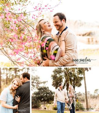 Meagan + Garrett   Engagement   Mobile, Alabama