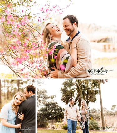 Meagan + Garrett | Engagement | Mobile, Alabama