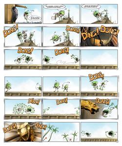 Storyboard PROCHAIN ARRET
