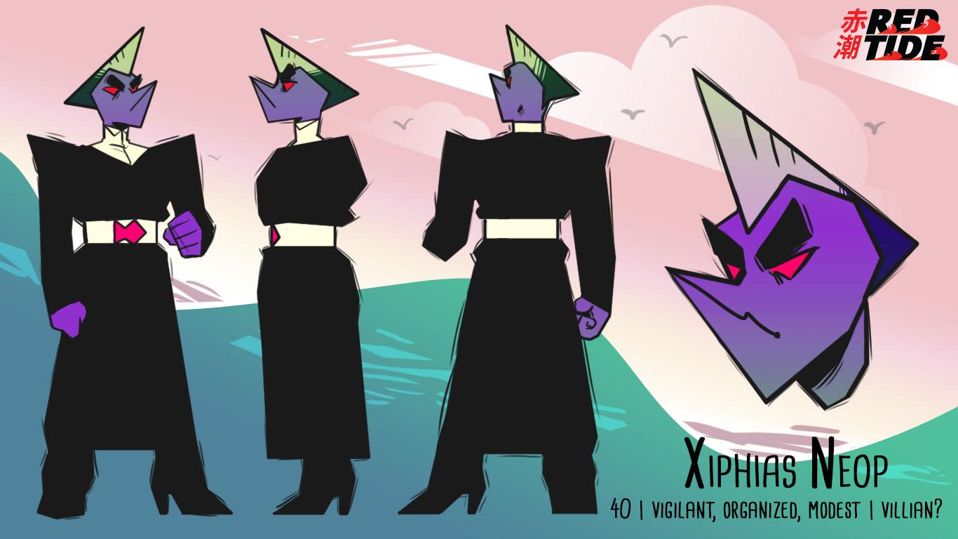 Xiphias Neop