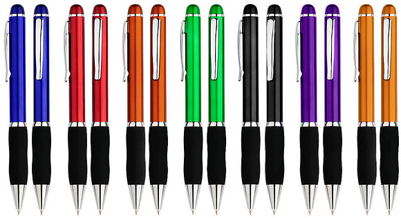 Bolígrafo Plástico Qasar