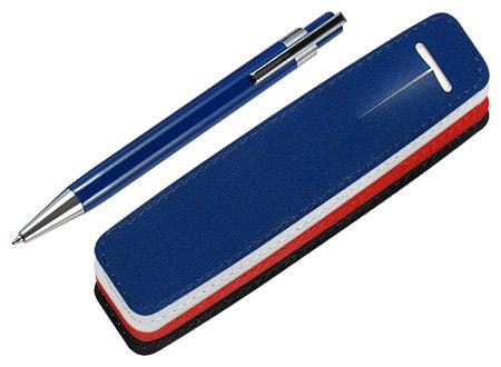 Bolígrafo Metálico con Funda