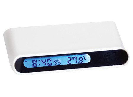 HUB USB con Reloj Digital