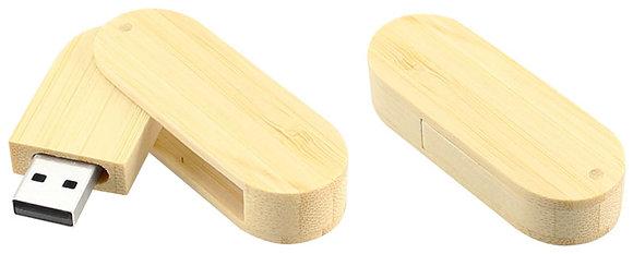 Pendrive de Bamboo