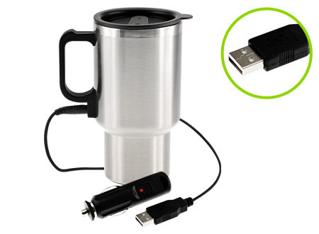 Mug Térmico USB 420cc