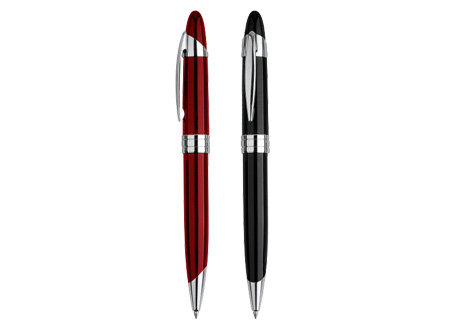 Bolígrafo Metálico Black Pearl