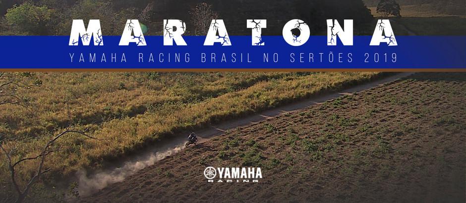Documentário Maratona mostra realidade dos bastidores da Yamaha no Sertões