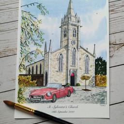 St Sylvester's Church, Ireland