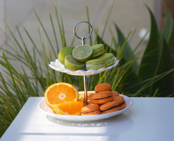 Macarons by Skye - Choc Orange & Lime Coconut