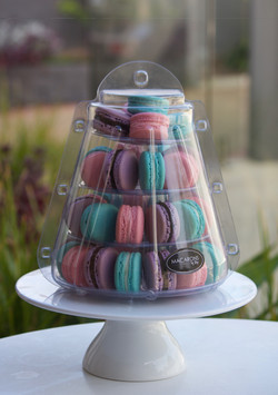 Small Tower_Macarons by Skye