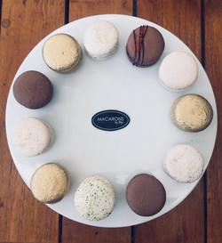 Macarons by Skye circle