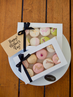 Macarons by Skye - mothers day box
