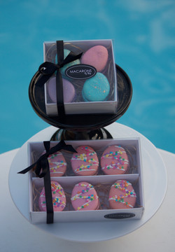 Easter gift Boxes_Macarons by Skye