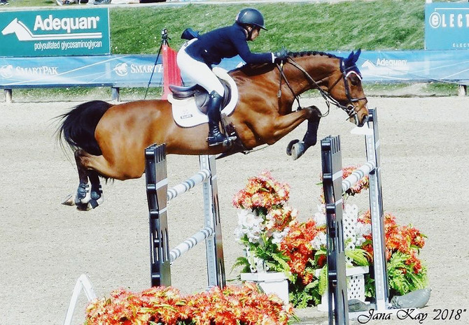 Q&A Series: How do you develop a solid leg position especially over fences?