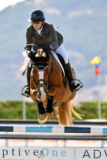 $5,000 FEI 1.35m Win for Ideal de la Haisse