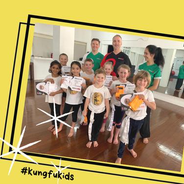 Kids Kung Fu IWKA