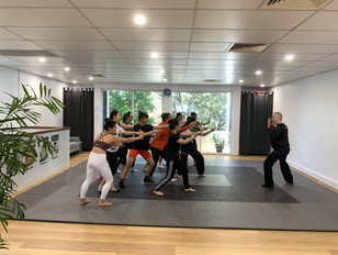 women self defence seminar