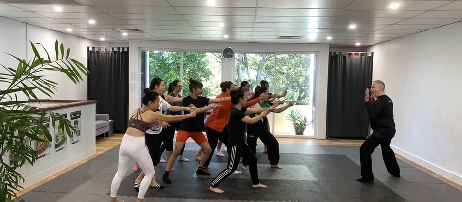 Women's Kung Fu Self Defence Workshop