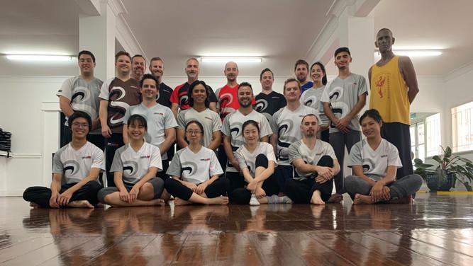 wing chun group kung fu brisbane