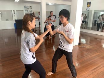 Kung Fu Friends
