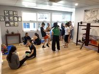 IWKA kung fu self defence workshop 2021