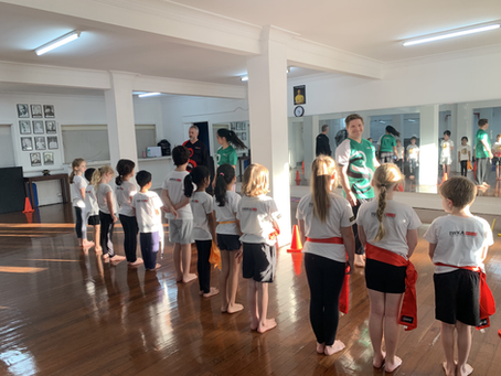 What is IWKA Kids Kung Fu?