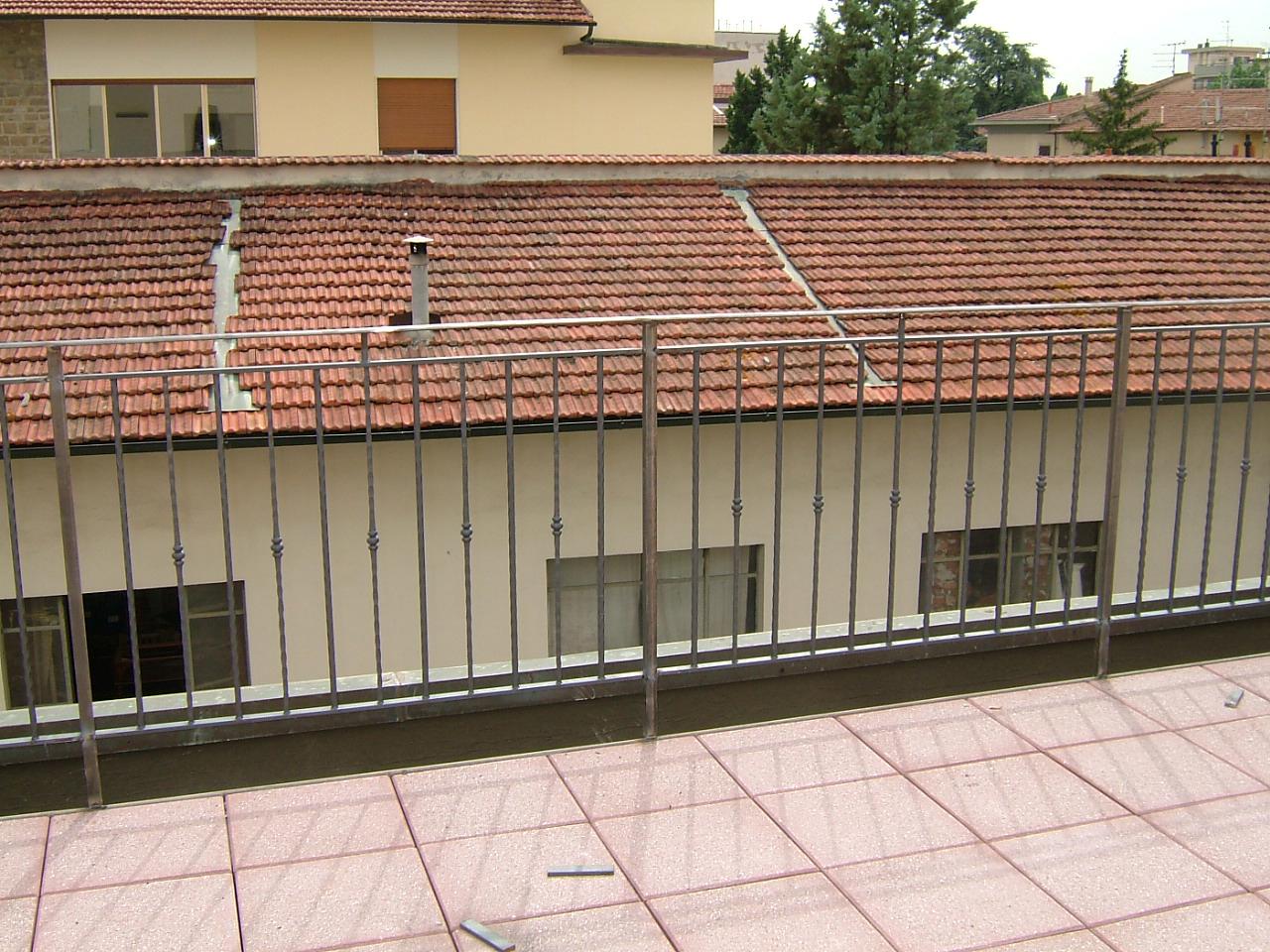balaustra terrazzo