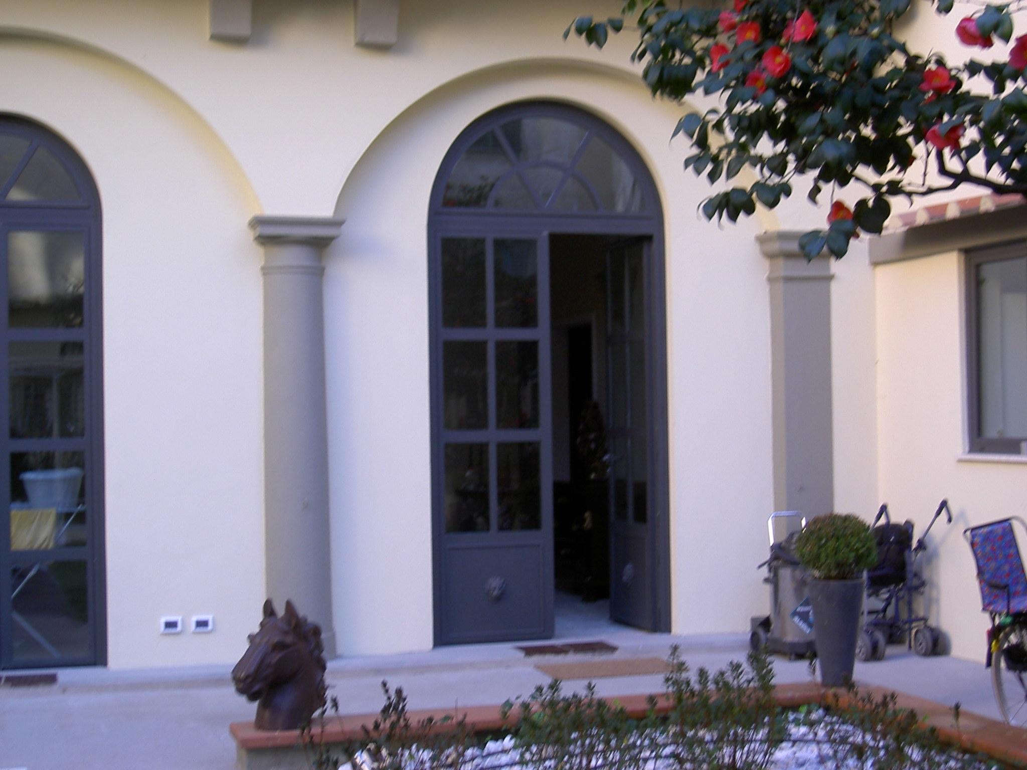 porte ferro Palladio
